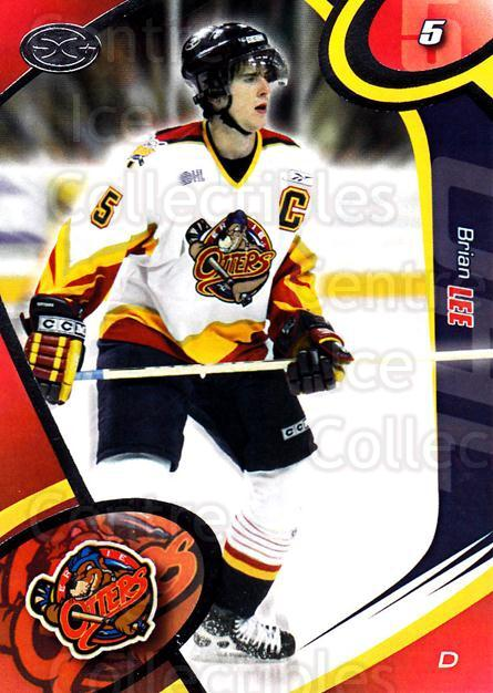 2004-05 Erie Otters #13 Brian Lee<br/>1 In Stock - $3.00 each - <a href=https://centericecollectibles.foxycart.com/cart?name=2004-05%20Erie%20Otters%20%2313%20Brian%20Lee...&price=$3.00&code=669242 class=foxycart> Buy it now! </a>