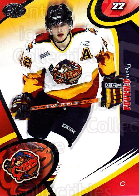 2004-05 Erie Otters #17 Ryan O'Marra<br/>1 In Stock - $3.00 each - <a href=https://centericecollectibles.foxycart.com/cart?name=2004-05%20Erie%20Otters%20%2317%20Ryan%20O'Marra...&price=$3.00&code=669246 class=foxycart> Buy it now! </a>
