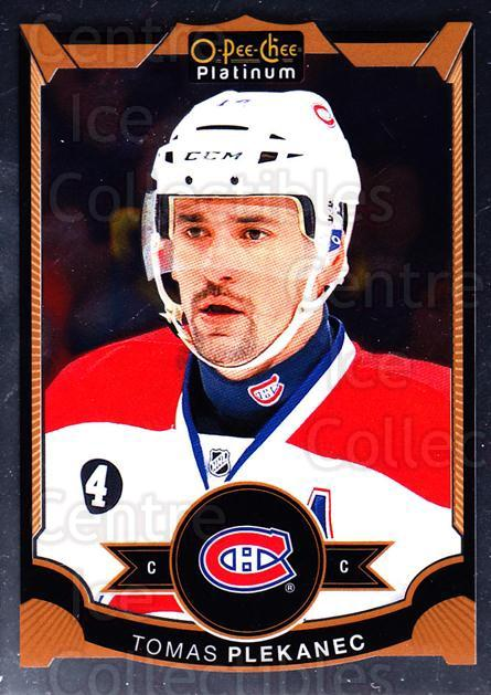 2015-16 O-Pee-Chee Platinum #123 Tomas Plekanec<br/>10 In Stock - $1.00 each - <a href=https://centericecollectibles.foxycart.com/cart?name=2015-16%20O-Pee-Chee%20Platinum%20%23123%20Tomas%20Plekanec...&quantity_max=10&price=$1.00&code=669866 class=foxycart> Buy it now! </a>