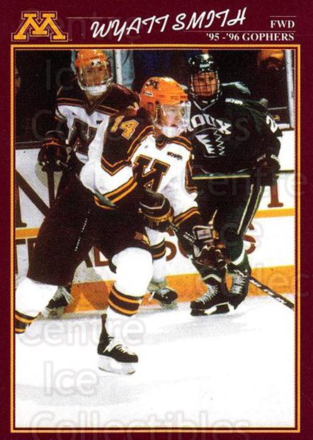 1995-96 Minnesota Golden Gophers #25 Jason Seils<br/>1 In Stock - $3.00 each - <a href=https://centericecollectibles.foxycart.com/cart?name=1995-96%20Minnesota%20Golden%20Gophers%20%2325%20Jason%20Seils...&quantity_max=1&price=$3.00&code=670104 class=foxycart> Buy it now! </a>