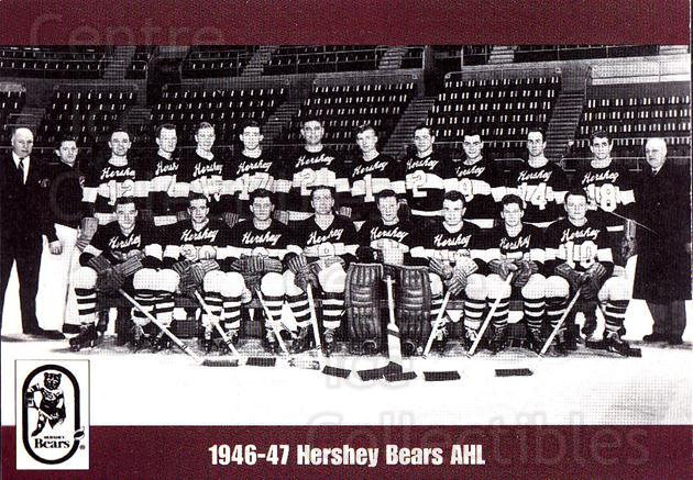 1998-99 Hershey Bears #11 Team Photo, Hershey Bears<br/>1 In Stock - $2.00 each - <a href=https://centericecollectibles.foxycart.com/cart?name=1998-99%20Hershey%20Bears%20%2311%20Team%20Photo,%20Her...&price=$2.00&code=670533 class=foxycart> Buy it now! </a>
