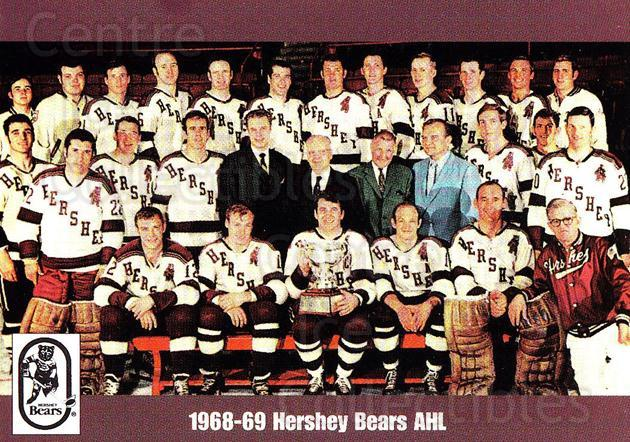 1998-99 Hershey Bears #18 Team Photo, Hershey Bears<br/>1 In Stock - $2.00 each - <a href=https://centericecollectibles.foxycart.com/cart?name=1998-99%20Hershey%20Bears%20%2318%20Team%20Photo,%20Her...&price=$2.00&code=670540 class=foxycart> Buy it now! </a>