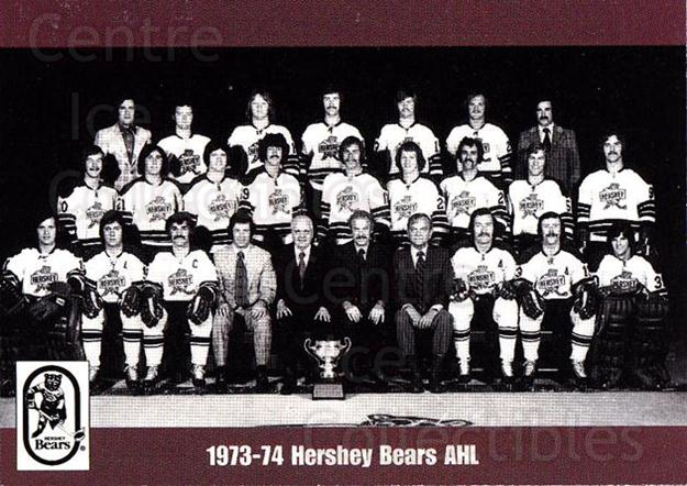 1998-99 Hershey Bears #24 Team Photo, Hershey Bears<br/>1 In Stock - $2.00 each - <a href=https://centericecollectibles.foxycart.com/cart?name=1998-99%20Hershey%20Bears%20%2324%20Team%20Photo,%20Her...&price=$2.00&code=670546 class=foxycart> Buy it now! </a>