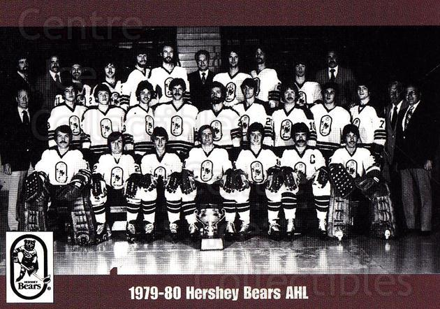1998-99 Hershey Bears #27 Team Photo, Hershey Bears<br/>1 In Stock - $2.00 each - <a href=https://centericecollectibles.foxycart.com/cart?name=1998-99%20Hershey%20Bears%20%2327%20Team%20Photo,%20Her...&price=$2.00&code=670549 class=foxycart> Buy it now! </a>