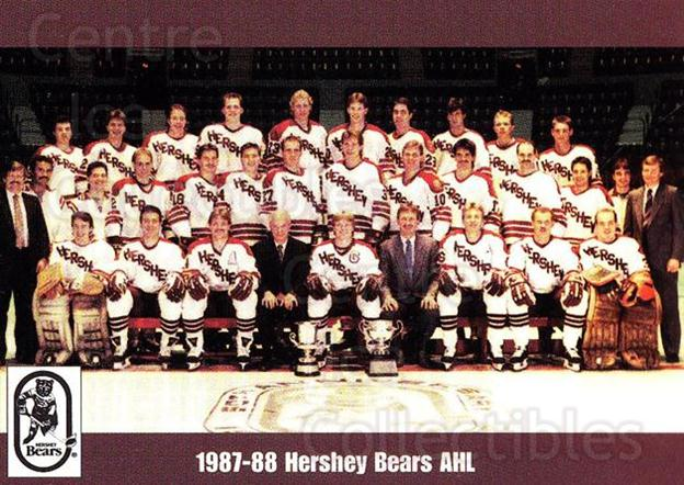 1998-99 Hershey Bears #33 Team Photo, Hershey Bears<br/>1 In Stock - $2.00 each - <a href=https://centericecollectibles.foxycart.com/cart?name=1998-99%20Hershey%20Bears%20%2333%20Team%20Photo,%20Her...&price=$2.00&code=670555 class=foxycart> Buy it now! </a>