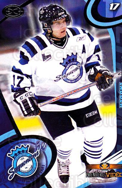 2004-05 Chicoutimi Sagueneens #17 Stanislav Lascek<br/>1 In Stock - $3.00 each - <a href=https://centericecollectibles.foxycart.com/cart?name=2004-05%20Chicoutimi%20Sagueneens%20%2317%20Stanislav%20Lasce...&price=$3.00&code=670822 class=foxycart> Buy it now! </a>