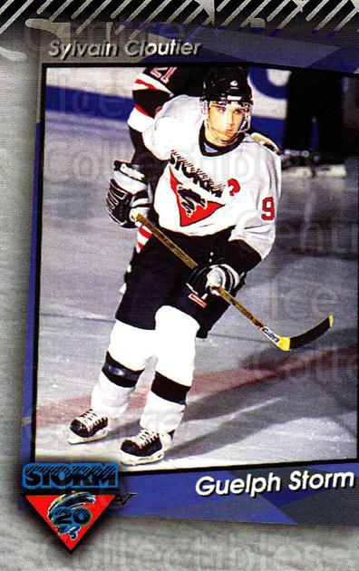 2010-11 Guelph Storm Top 20 All-Time #6 Sylvain Cloutier<br/>1 In Stock - $3.00 each - <a href=https://centericecollectibles.foxycart.com/cart?name=2010-11%20Guelph%20Storm%20Top%2020%20All-Time%20%236%20Sylvain%20Cloutie...&quantity_max=1&price=$3.00&code=670930 class=foxycart> Buy it now! </a>