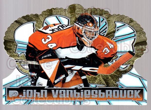 1998-99 Crown Royale #101 John Vanbiesbrouck<br/>1 In Stock - $1.00 each - <a href=https://centericecollectibles.foxycart.com/cart?name=1998-99%20Crown%20Royale%20%23101%20John%20Vanbiesbro...&quantity_max=1&price=$1.00&code=67102 class=foxycart> Buy it now! </a>
