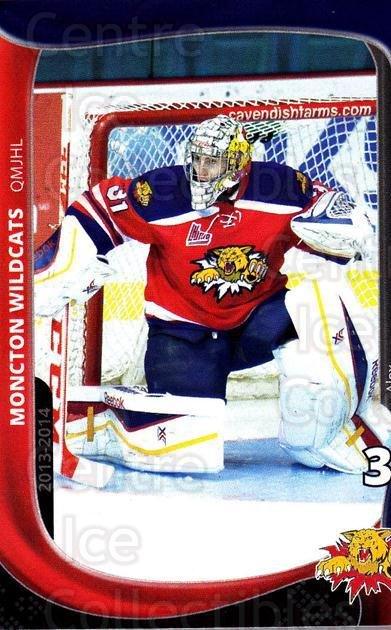2013-14 Moncton Wildcats #5 Alex Dubeau<br/>1 In Stock - $3.00 each - <a href=https://centericecollectibles.foxycart.com/cart?name=2013-14%20Moncton%20Wildcats%20%235%20Alex%20Dubeau...&price=$3.00&code=671427 class=foxycart> Buy it now! </a>