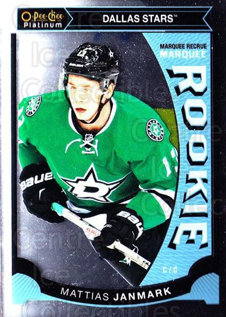 2015-16 O-Pee-Chee Platinum Marquee Rookies #17 Mattias Janmark<br/>12 In Stock - $3.00 each - <a href=https://centericecollectibles.foxycart.com/cart?name=2015-16%20O-Pee-Chee%20Platinum%20Marquee%20Rookies%20%2317%20Mattias%20Janmark...&quantity_max=12&price=$3.00&code=671489 class=foxycart> Buy it now! </a>