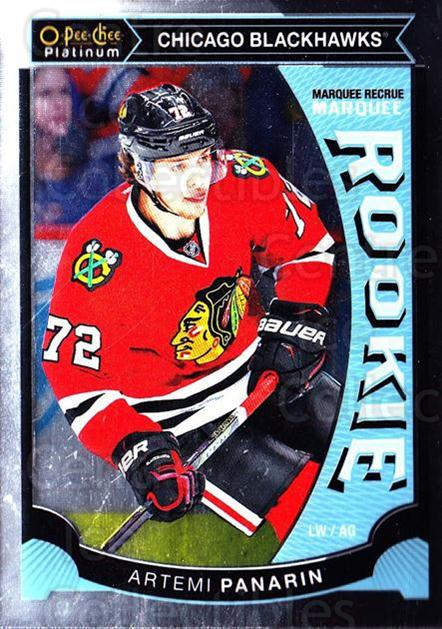 2015-16 O-Pee-Chee Platinum Marquee Rookies #25 Artemi Panarin<br/>5 In Stock - $5.00 each - <a href=https://centericecollectibles.foxycart.com/cart?name=2015-16%20O-Pee-Chee%20Platinum%20Marquee%20Rookies%20%2325%20Artemi%20Panarin...&quantity_max=5&price=$5.00&code=671497 class=foxycart> Buy it now! </a>