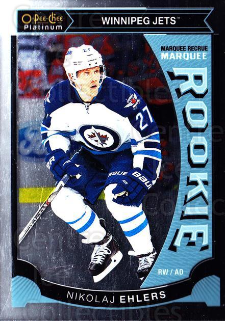 2015-16 O-Pee-Chee Platinum Marquee Rookies #38 Nikolaj Ehlers<br/>1 In Stock - $5.00 each - <a href=https://centericecollectibles.foxycart.com/cart?name=2015-16%20O-Pee-Chee%20Platinum%20Marquee%20Rookies%20%2338%20Nikolaj%20Ehlers...&quantity_max=1&price=$5.00&code=671510 class=foxycart> Buy it now! </a>