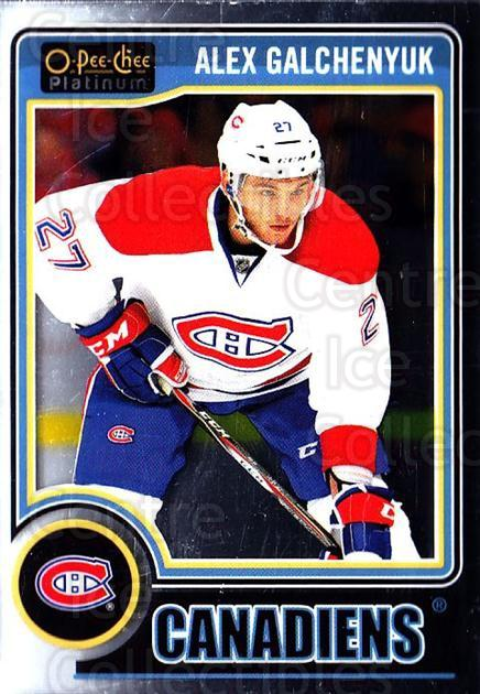 2014-15 O-Pee-Chee Platinum #2 Alex Galchenyuk<br/>5 In Stock - $1.00 each - <a href=https://centericecollectibles.foxycart.com/cart?name=2014-15%20O-Pee-Chee%20Platinum%20%232%20Alex%20Galchenyuk...&quantity_max=5&price=$1.00&code=671524 class=foxycart> Buy it now! </a>