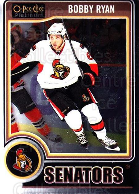 2014-15 O-Pee-Chee Platinum #9 Bobby Ryan<br/>5 In Stock - $1.00 each - <a href=https://centericecollectibles.foxycart.com/cart?name=2014-15%20O-Pee-Chee%20Platinum%20%239%20Bobby%20Ryan...&quantity_max=5&price=$1.00&code=671531 class=foxycart> Buy it now! </a>