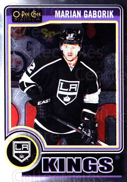 2014-15 O-Pee-Chee Platinum #15 Marian Gaborik<br/>5 In Stock - $1.00 each - <a href=https://centericecollectibles.foxycart.com/cart?name=2014-15%20O-Pee-Chee%20Platinum%20%2315%20Marian%20Gaborik...&quantity_max=5&price=$1.00&code=671537 class=foxycart> Buy it now! </a>