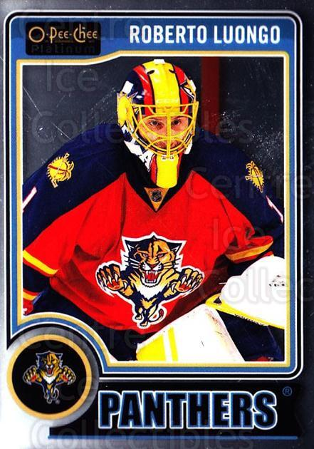 2014-15 O-Pee-Chee Platinum #21 Roberto Luongo<br/>5 In Stock - $1.00 each - <a href=https://centericecollectibles.foxycart.com/cart?name=2014-15%20O-Pee-Chee%20Platinum%20%2321%20Roberto%20Luongo...&quantity_max=5&price=$1.00&code=671543 class=foxycart> Buy it now! </a>