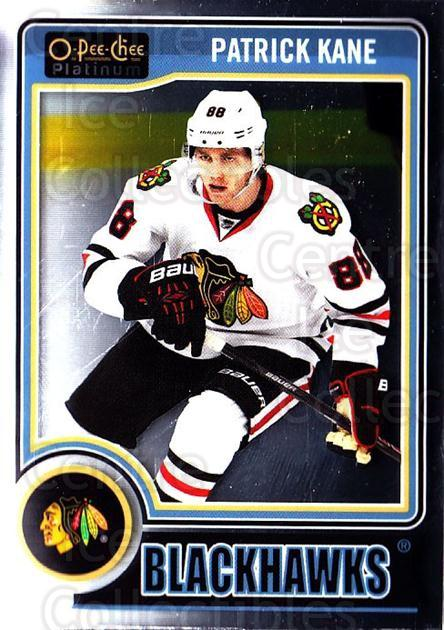 2014-15 O-Pee-Chee Platinum #25 Patrick Kane<br/>2 In Stock - $3.00 each - <a href=https://centericecollectibles.foxycart.com/cart?name=2014-15%20O-Pee-Chee%20Platinum%20%2325%20Patrick%20Kane...&quantity_max=2&price=$3.00&code=671547 class=foxycart> Buy it now! </a>