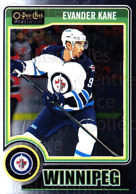 2014-15 O-Pee-Chee Platinum #50 Evander Kane<br/>5 In Stock - $1.00 each - <a href=https://centericecollectibles.foxycart.com/cart?name=2014-15%20O-Pee-Chee%20Platinum%20%2350%20Evander%20Kane...&quantity_max=5&price=$1.00&code=671572 class=foxycart> Buy it now! </a>