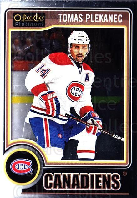 2014-15 O-Pee-Chee Platinum #56 Tomas Plekanec<br/>4 In Stock - $1.00 each - <a href=https://centericecollectibles.foxycart.com/cart?name=2014-15%20O-Pee-Chee%20Platinum%20%2356%20Tomas%20Plekanec...&quantity_max=4&price=$1.00&code=671578 class=foxycart> Buy it now! </a>