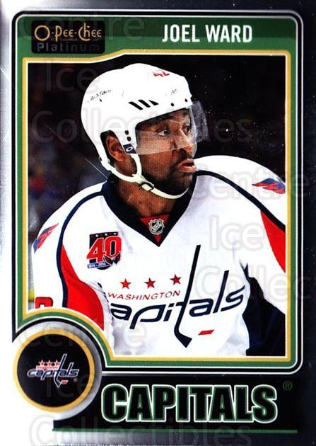 2014-15 O-Pee-Chee Platinum #87 Joel Ward<br/>5 In Stock - $1.00 each - <a href=https://centericecollectibles.foxycart.com/cart?name=2014-15%20O-Pee-Chee%20Platinum%20%2387%20Joel%20Ward...&quantity_max=5&price=$1.00&code=671609 class=foxycart> Buy it now! </a>