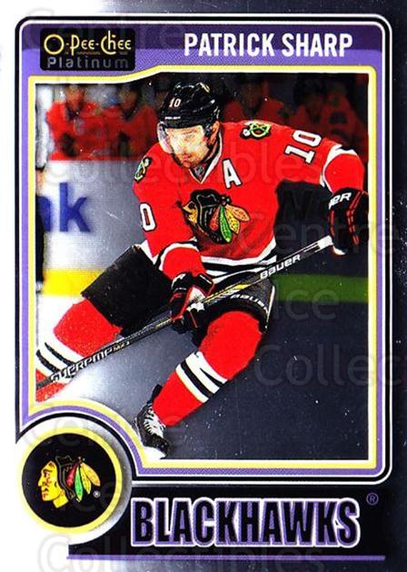 2014-15 O-Pee-Chee Platinum #89 Patrick Sharp<br/>4 In Stock - $1.00 each - <a href=https://centericecollectibles.foxycart.com/cart?name=2014-15%20O-Pee-Chee%20Platinum%20%2389%20Patrick%20Sharp...&quantity_max=4&price=$1.00&code=671611 class=foxycart> Buy it now! </a>