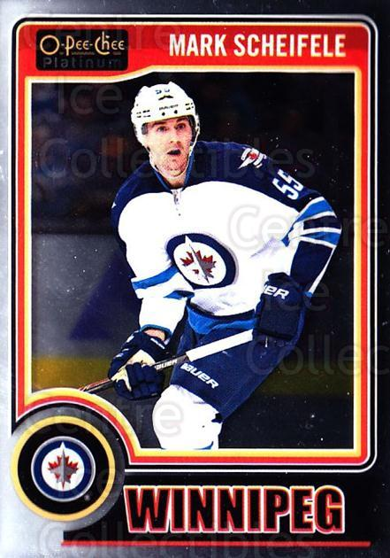 2014-15 O-Pee-Chee Platinum #108 Mark Scheifele<br/>4 In Stock - $1.00 each - <a href=https://centericecollectibles.foxycart.com/cart?name=2014-15%20O-Pee-Chee%20Platinum%20%23108%20Mark%20Scheifele...&quantity_max=4&price=$1.00&code=671630 class=foxycart> Buy it now! </a>