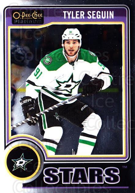2014-15 O-Pee-Chee Platinum #127 Tyler Seguin<br/>4 In Stock - $1.00 each - <a href=https://centericecollectibles.foxycart.com/cart?name=2014-15%20O-Pee-Chee%20Platinum%20%23127%20Tyler%20Seguin...&quantity_max=4&price=$1.00&code=671649 class=foxycart> Buy it now! </a>