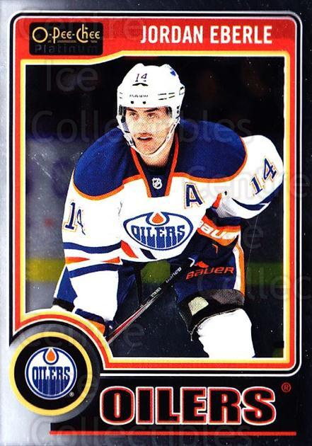 2014-15 O-Pee-Chee Platinum #136 Jordan Eberle<br/>4 In Stock - $1.00 each - <a href=https://centericecollectibles.foxycart.com/cart?name=2014-15%20O-Pee-Chee%20Platinum%20%23136%20Jordan%20Eberle...&quantity_max=4&price=$1.00&code=671658 class=foxycart> Buy it now! </a>