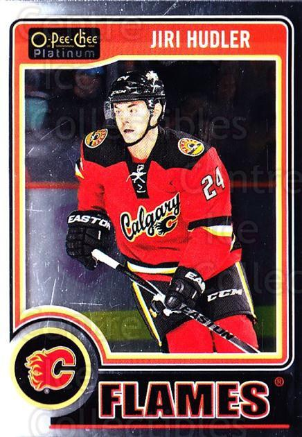 2014-15 O-Pee-Chee Platinum #138 Jiri Hudler<br/>5 In Stock - $1.00 each - <a href=https://centericecollectibles.foxycart.com/cart?name=2014-15%20O-Pee-Chee%20Platinum%20%23138%20Jiri%20Hudler...&quantity_max=5&price=$1.00&code=671660 class=foxycart> Buy it now! </a>