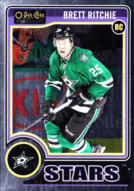 2014-15 O-Pee-Chee Platinum #180 Brett Ritchie<br/>5 In Stock - $3.00 each - <a href=https://centericecollectibles.foxycart.com/cart?name=2014-15%20O-Pee-Chee%20Platinum%20%23180%20Brett%20Ritchie...&quantity_max=5&price=$3.00&code=671702 class=foxycart> Buy it now! </a>