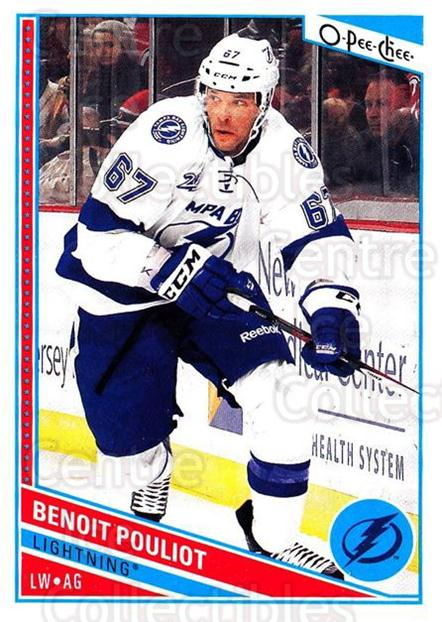 2013-14 O-Pee-Chee #2 Benoit Pouliot<br/>8 In Stock - $1.00 each - <a href=https://centericecollectibles.foxycart.com/cart?name=2013-14%20O-Pee-Chee%20%232%20Benoit%20Pouliot...&quantity_max=8&price=$1.00&code=671773 class=foxycart> Buy it now! </a>