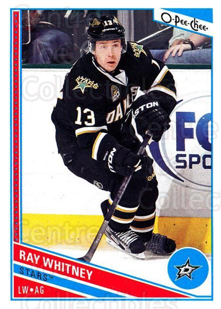2013-14 O-Pee-Chee #8 Ray Whitney<br/>7 In Stock - $1.00 each - <a href=https://centericecollectibles.foxycart.com/cart?name=2013-14%20O-Pee-Chee%20%238%20Ray%20Whitney...&quantity_max=7&price=$1.00&code=671779 class=foxycart> Buy it now! </a>