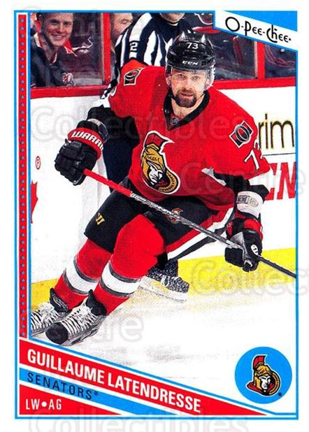 2013-14 O-Pee-Chee #19 Guillaume Latendresse<br/>6 In Stock - $1.00 each - <a href=https://centericecollectibles.foxycart.com/cart?name=2013-14%20O-Pee-Chee%20%2319%20Guillaume%20Laten...&quantity_max=6&price=$1.00&code=671790 class=foxycart> Buy it now! </a>