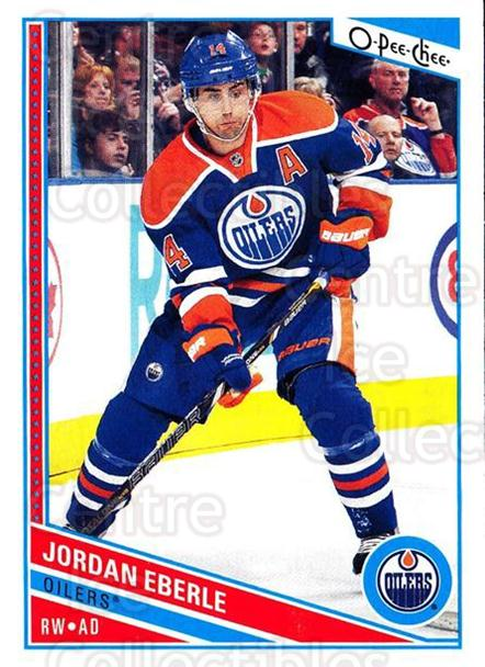 2013-14 O-Pee-Chee #24 Jordan Eberle<br/>6 In Stock - $1.00 each - <a href=https://centericecollectibles.foxycart.com/cart?name=2013-14%20O-Pee-Chee%20%2324%20Jordan%20Eberle...&quantity_max=6&price=$1.00&code=671795 class=foxycart> Buy it now! </a>
