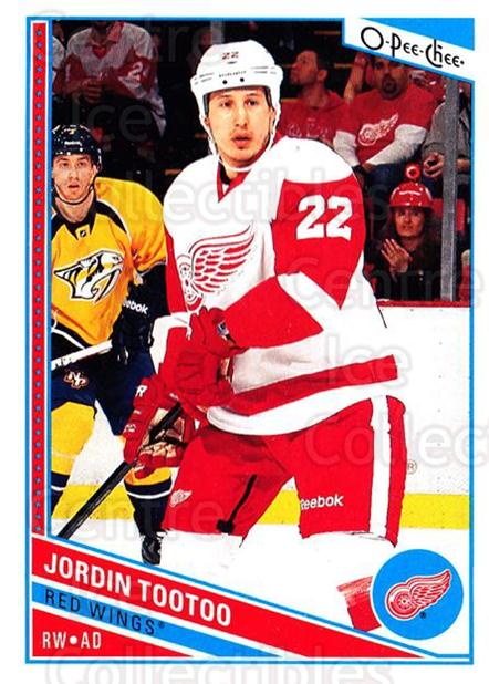 2013-14 O-Pee-Chee #26 Jordin Tootoo<br/>4 In Stock - $1.00 each - <a href=https://centericecollectibles.foxycart.com/cart?name=2013-14%20O-Pee-Chee%20%2326%20Jordin%20Tootoo...&quantity_max=4&price=$1.00&code=671797 class=foxycart> Buy it now! </a>