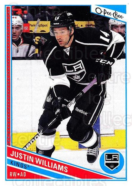 2013-14 O-Pee-Chee #27 Justin Williams<br/>7 In Stock - $1.00 each - <a href=https://centericecollectibles.foxycart.com/cart?name=2013-14%20O-Pee-Chee%20%2327%20Justin%20Williams...&quantity_max=7&price=$1.00&code=671798 class=foxycart> Buy it now! </a>