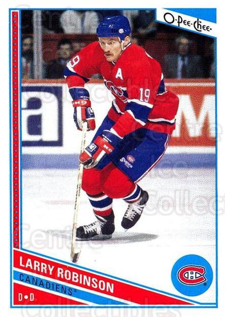 2013-14 O-Pee-Chee #29 Larry Robinson<br/>7 In Stock - $1.00 each - <a href=https://centericecollectibles.foxycart.com/cart?name=2013-14%20O-Pee-Chee%20%2329%20Larry%20Robinson...&quantity_max=7&price=$1.00&code=671800 class=foxycart> Buy it now! </a>