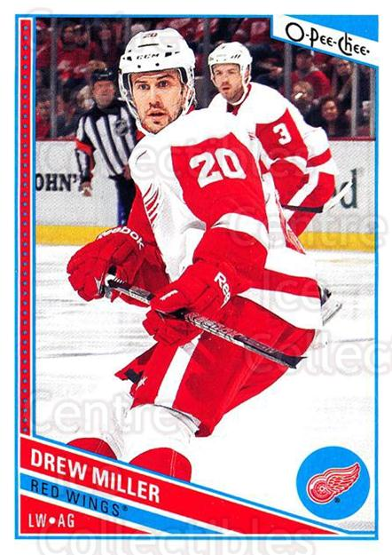 2013-14 O-Pee-Chee #38 Drew Miller<br/>7 In Stock - $1.00 each - <a href=https://centericecollectibles.foxycart.com/cart?name=2013-14%20O-Pee-Chee%20%2338%20Drew%20Miller...&quantity_max=7&price=$1.00&code=671809 class=foxycart> Buy it now! </a>