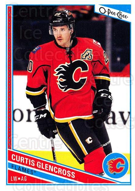 2013-14 O-Pee-Chee #40 Curtis Glencross<br/>7 In Stock - $1.00 each - <a href=https://centericecollectibles.foxycart.com/cart?name=2013-14%20O-Pee-Chee%20%2340%20Curtis%20Glencros...&quantity_max=7&price=$1.00&code=671811 class=foxycart> Buy it now! </a>