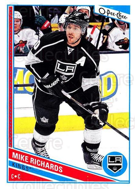 2013-14 O-Pee-Chee #41 Mike Richards<br/>7 In Stock - $1.00 each - <a href=https://centericecollectibles.foxycart.com/cart?name=2013-14%20O-Pee-Chee%20%2341%20Mike%20Richards...&quantity_max=7&price=$1.00&code=671812 class=foxycart> Buy it now! </a>