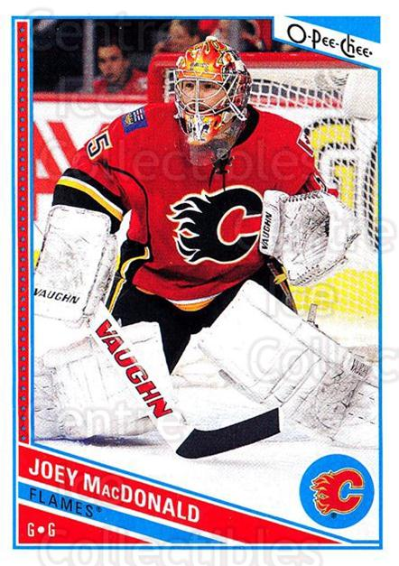 2013-14 O-Pee-Chee #51 Joey MacDonald<br/>6 In Stock - $1.00 each - <a href=https://centericecollectibles.foxycart.com/cart?name=2013-14%20O-Pee-Chee%20%2351%20Joey%20MacDonald...&quantity_max=6&price=$1.00&code=671822 class=foxycart> Buy it now! </a>