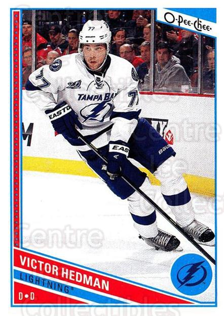 2013-14 O-Pee-Chee #76 Victor Hedman<br/>7 In Stock - $1.00 each - <a href=https://centericecollectibles.foxycart.com/cart?name=2013-14%20O-Pee-Chee%20%2376%20Victor%20Hedman...&quantity_max=7&price=$1.00&code=671847 class=foxycart> Buy it now! </a>