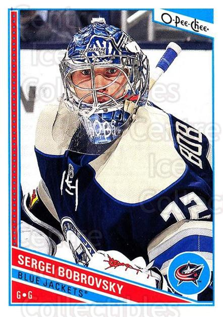 2013-14 O-Pee-Chee #77 Sergei Bobrovsky<br/>7 In Stock - $1.00 each - <a href=https://centericecollectibles.foxycart.com/cart?name=2013-14%20O-Pee-Chee%20%2377%20Sergei%20Bobrovsk...&quantity_max=7&price=$1.00&code=671848 class=foxycart> Buy it now! </a>