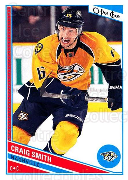 2013-14 O-Pee-Chee #83 Craig Smith<br/>7 In Stock - $1.00 each - <a href=https://centericecollectibles.foxycart.com/cart?name=2013-14%20O-Pee-Chee%20%2383%20Craig%20Smith...&quantity_max=7&price=$1.00&code=671854 class=foxycart> Buy it now! </a>