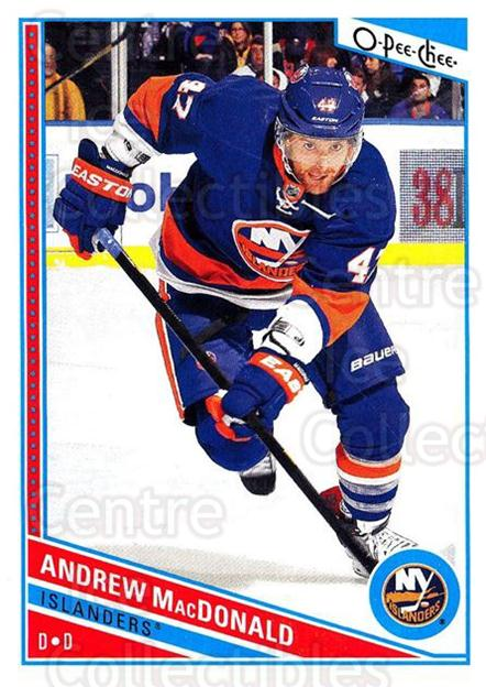 2013-14 O-Pee-Chee #89 Andrew MacDonald<br/>6 In Stock - $1.00 each - <a href=https://centericecollectibles.foxycart.com/cart?name=2013-14%20O-Pee-Chee%20%2389%20Andrew%20MacDonal...&quantity_max=6&price=$1.00&code=671860 class=foxycart> Buy it now! </a>