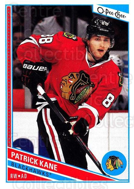 2013-14 O-Pee-Chee #95 Patrick Kane<br/>6 In Stock - $2.00 each - <a href=https://centericecollectibles.foxycart.com/cart?name=2013-14%20O-Pee-Chee%20%2395%20Patrick%20Kane...&quantity_max=6&price=$2.00&code=671866 class=foxycart> Buy it now! </a>