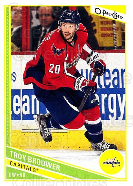 2013-14 O-Pee-Chee #113 Troy Brouwer<br/>7 In Stock - $1.00 each - <a href=https://centericecollectibles.foxycart.com/cart?name=2013-14%20O-Pee-Chee%20%23113%20Troy%20Brouwer...&quantity_max=7&price=$1.00&code=671884 class=foxycart> Buy it now! </a>