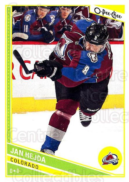 2013-14 O-Pee-Chee #118 Jan Hejda<br/>7 In Stock - $1.00 each - <a href=https://centericecollectibles.foxycart.com/cart?name=2013-14%20O-Pee-Chee%20%23118%20Jan%20Hejda...&quantity_max=7&price=$1.00&code=671889 class=foxycart> Buy it now! </a>