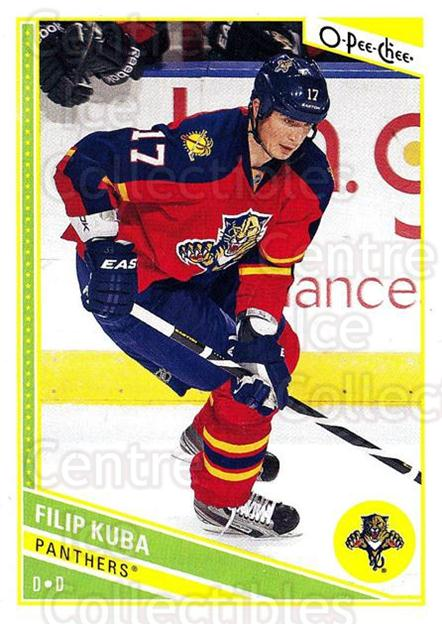 2013-14 O-Pee-Chee #123 Filip Kuba<br/>7 In Stock - $1.00 each - <a href=https://centericecollectibles.foxycart.com/cart?name=2013-14%20O-Pee-Chee%20%23123%20Filip%20Kuba...&quantity_max=7&price=$1.00&code=671894 class=foxycart> Buy it now! </a>