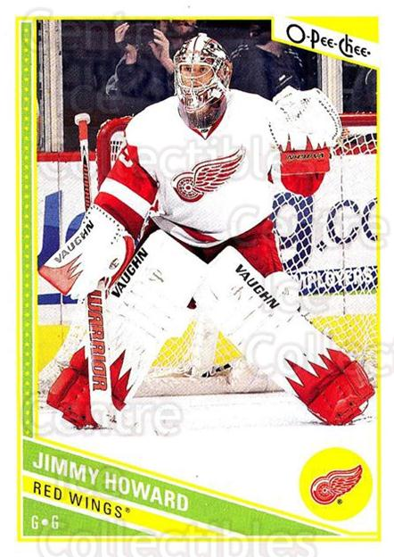 2013-14 O-Pee-Chee #133 Jim Howard<br/>7 In Stock - $1.00 each - <a href=https://centericecollectibles.foxycart.com/cart?name=2013-14%20O-Pee-Chee%20%23133%20Jim%20Howard...&quantity_max=7&price=$1.00&code=671904 class=foxycart> Buy it now! </a>